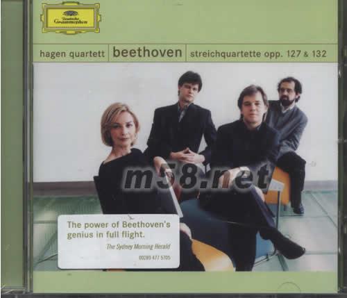 弦乐四重奏 图片展示 Beethoven 贝多芬