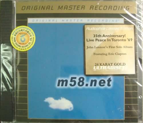 后街男孩第一张专辑_Live Peace In Toronto约翰列侬第一张专辑35周年纪念 金CD 价格 图片 ...
