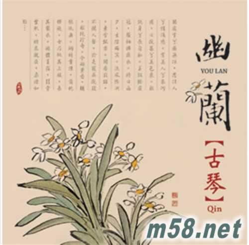 古琴,是中国精致文化的另一种语言,它不染俗尘,清丽, 宁静,亦称「琴禅图片